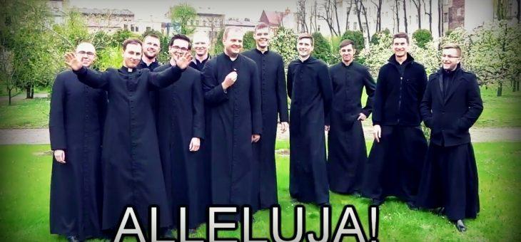 Radosne Alleluja!