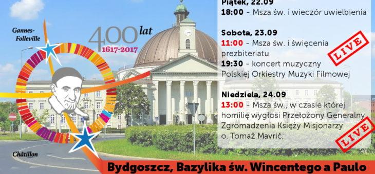 Uroczystości jubileuszowe w Bydgoszczy