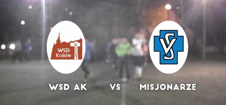 Liga Klerycka: WSD AK vs Misjonarze