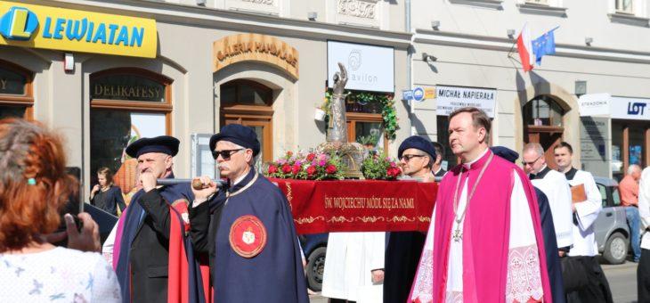 Procesja ku czci św. Stanisława
